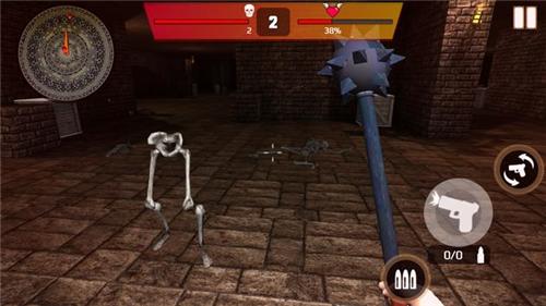 骷髅重生生存射击3D