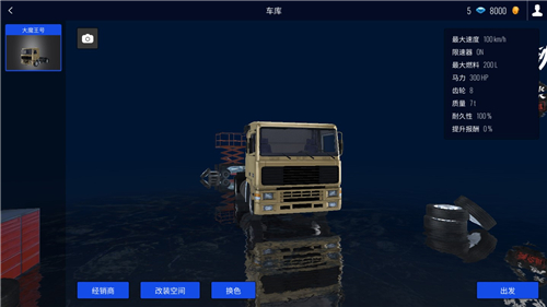 欧洲卡车模拟器汉化版手机版