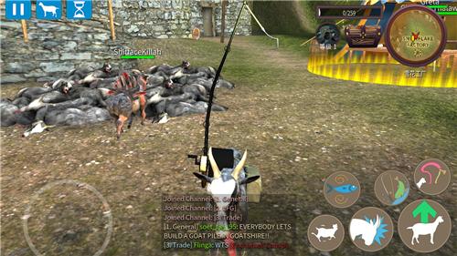 模拟山羊MMO手机版中文版