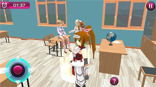 动漫女高中生模拟器