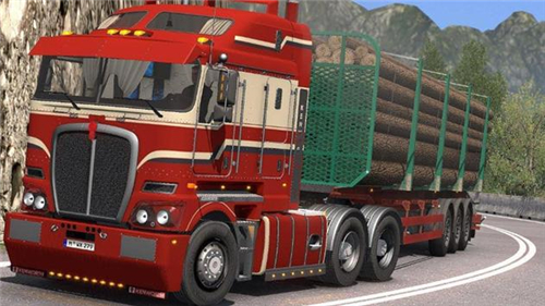 真实卡车货运驾驶模拟器