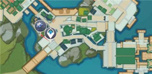 原神琉璃百合采集点在哪 刷新点位置分布一览