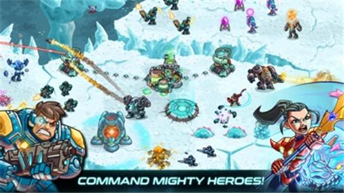 钢铁战队iOS版