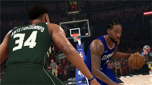 NBA2K21手机版截图4