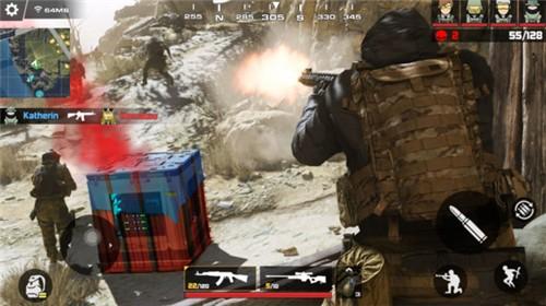 反恐现代射击截图2