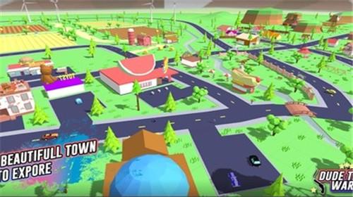 开放世界沙盒模拟器中文版截图5