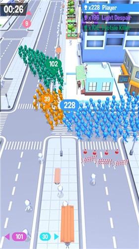 拥挤城市截图5