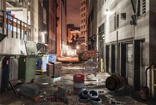 被遗弃的夜街截图2
