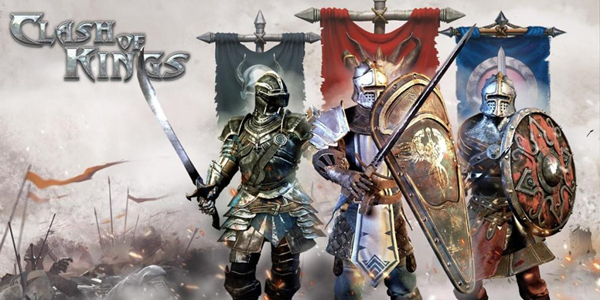 全球同服的战争类游戏排行榜