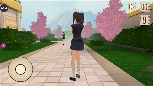 樱花高校最新汉化版截图1