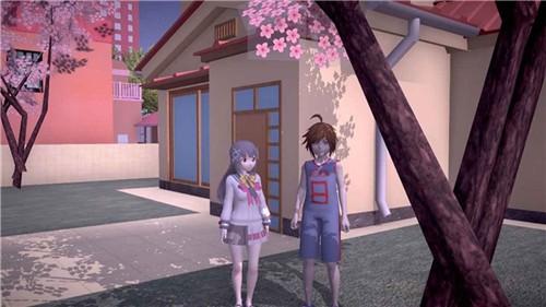 樱花校园之恋截图0