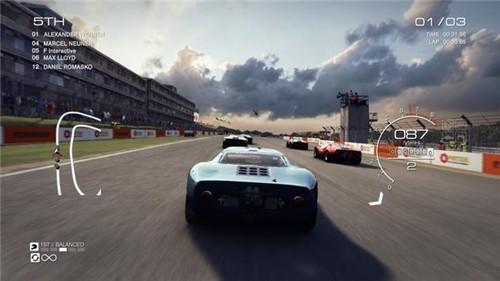 GRID Autosport截图3