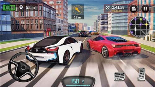 极品疯狂赛车极速版截图2