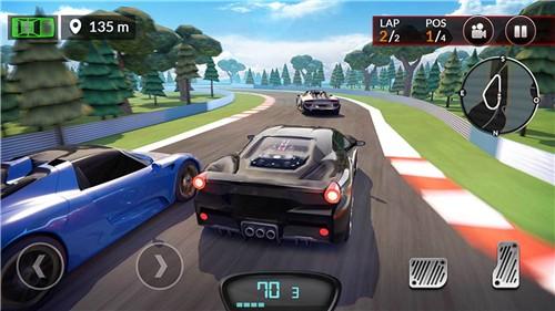 极品疯狂赛车极速版截图3