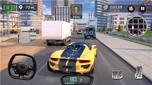 极品疯狂赛车极速版截图1