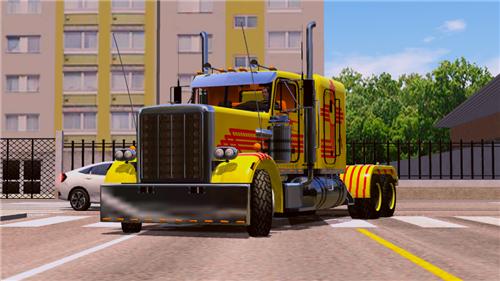 世界卡车驾驶模拟器2021版截图1