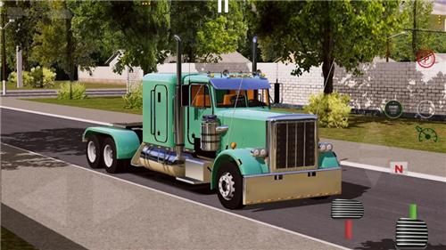 世界卡车驾驶模拟器2021版截图3