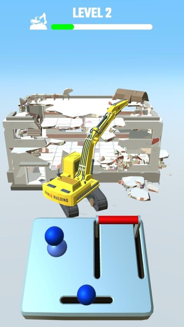 挖掘机拆拆拆截图2