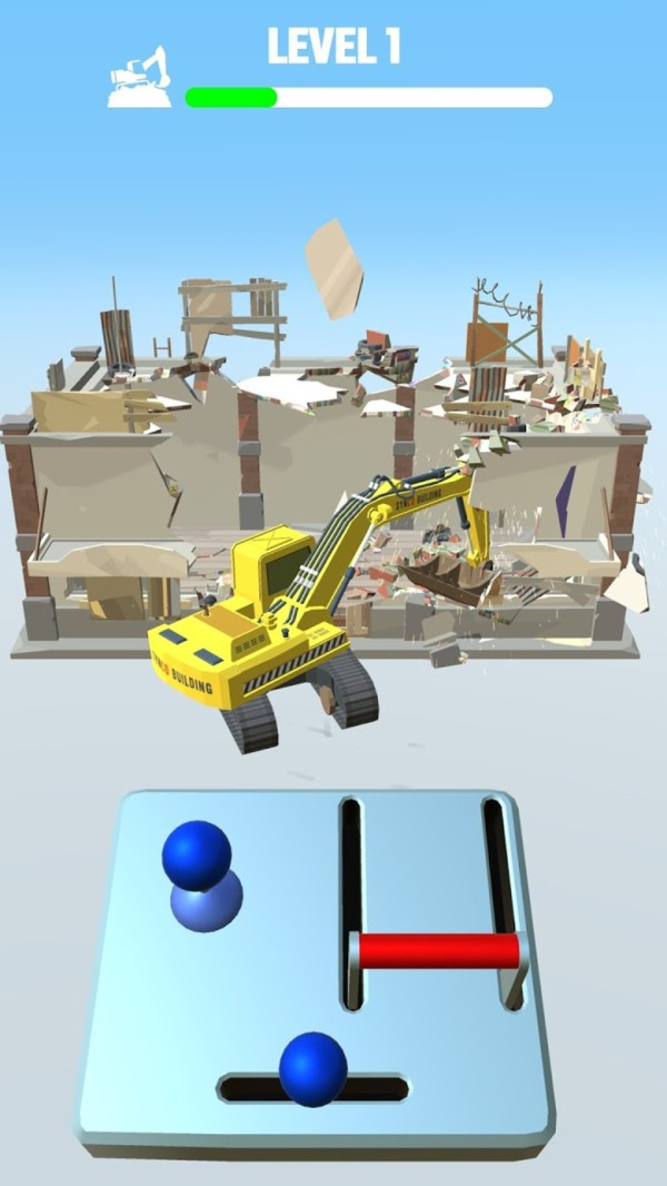 挖掘机拆拆拆截图0