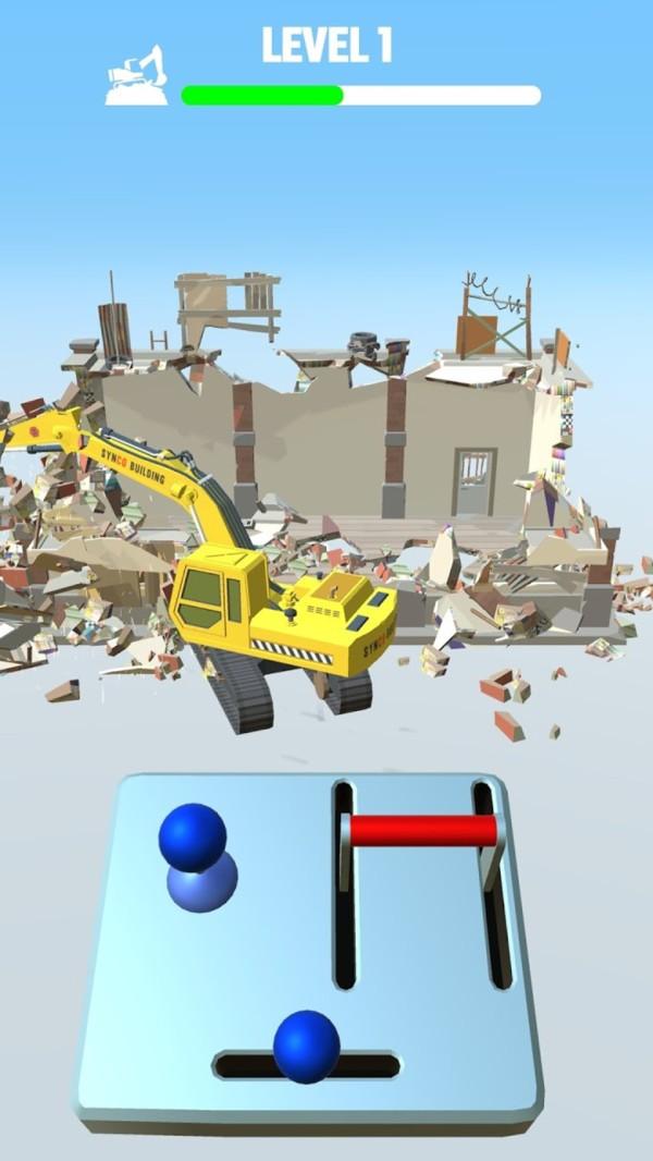 挖掘机拆拆拆截图5