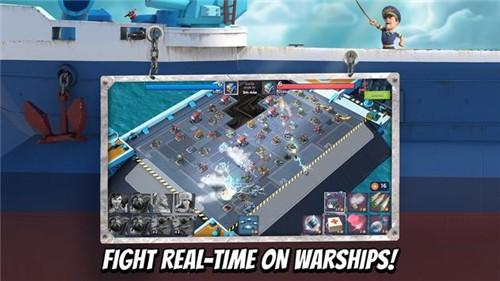海岛奇兵国际服截图2