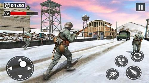 第二次世界大战冬季战争截图0