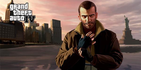 手机上能玩的GTA系列游戏