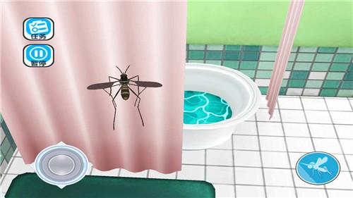 蚊子骚扰模拟器截图1