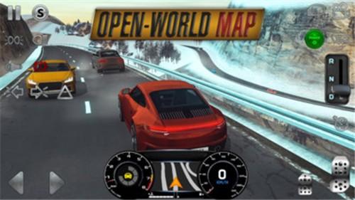 真实驾驶模拟手机版截图2