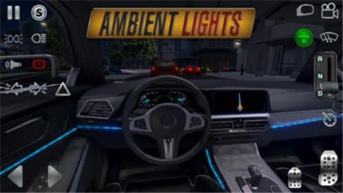 真实驾驶模拟手机版截图1