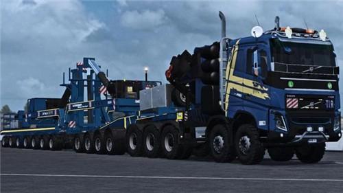 真实卡车货运驾驶模拟器截图3