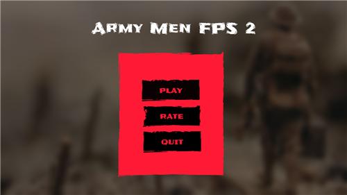 陆军低模作战FPS截图1