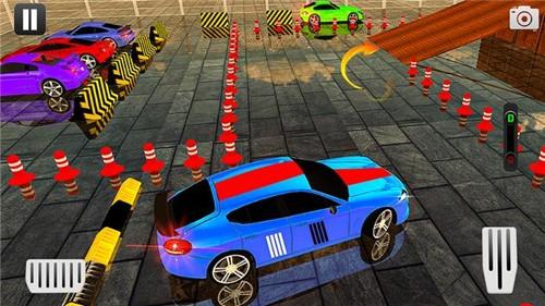 纳斯卡停车场3D截图1