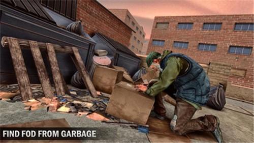 乞丐模拟器手机版截图0