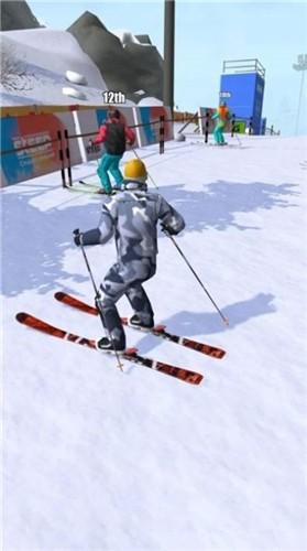 超级滑雪大师截图2