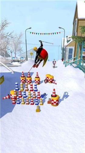 超级滑雪大师截图0