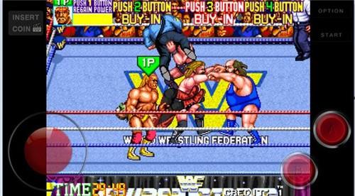 世界专业摔角截图3