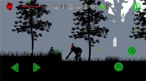 龙之暗影截图2
