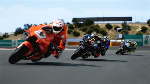 MotoGP21截图2
