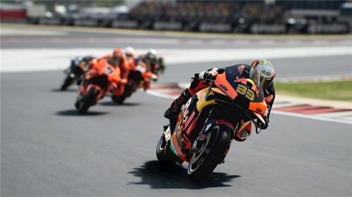 MotoGP21截图0