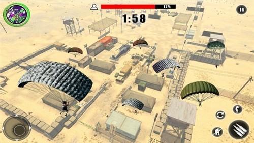 狙击手3D大战截图1