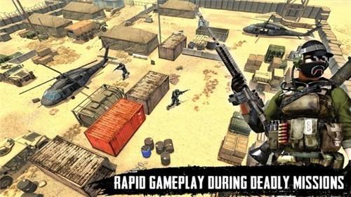 狙击手3D大战截图2