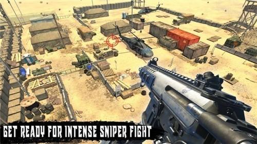 狙击手3D大战截图0