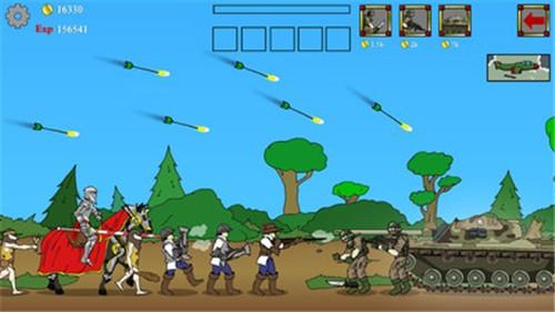 战争进化史1手机版截图2