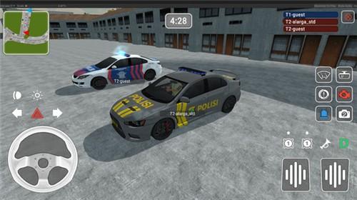 警察执勤模拟器截图3