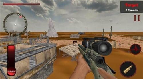 士兵狙击使命截图2