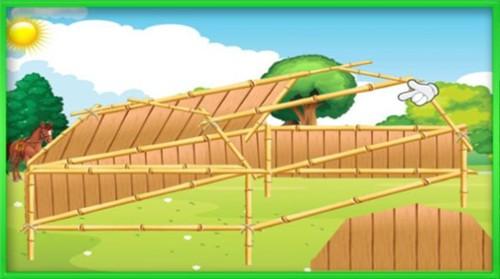 丛林房屋建造者截图3