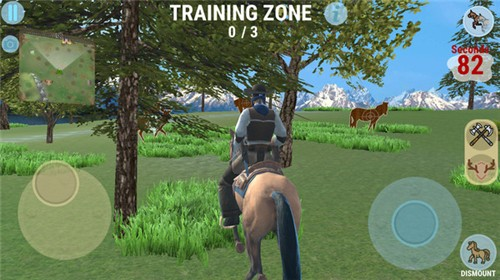 自由狩猎截图2