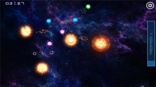 星战模拟器银河系截图2