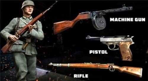 枪战射击使命截图1